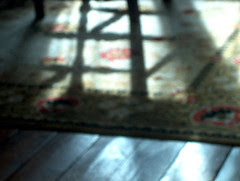 les ombres du tapis