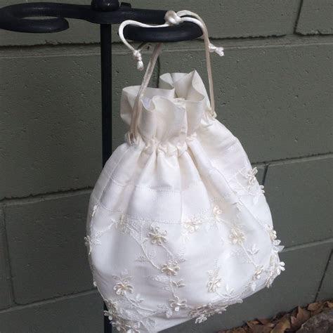 Wedding Purse, Bridal Money Bag, Emergency Bridal Bag