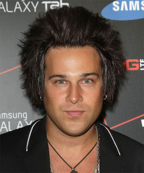 Coiffure Homme Cheveux épais