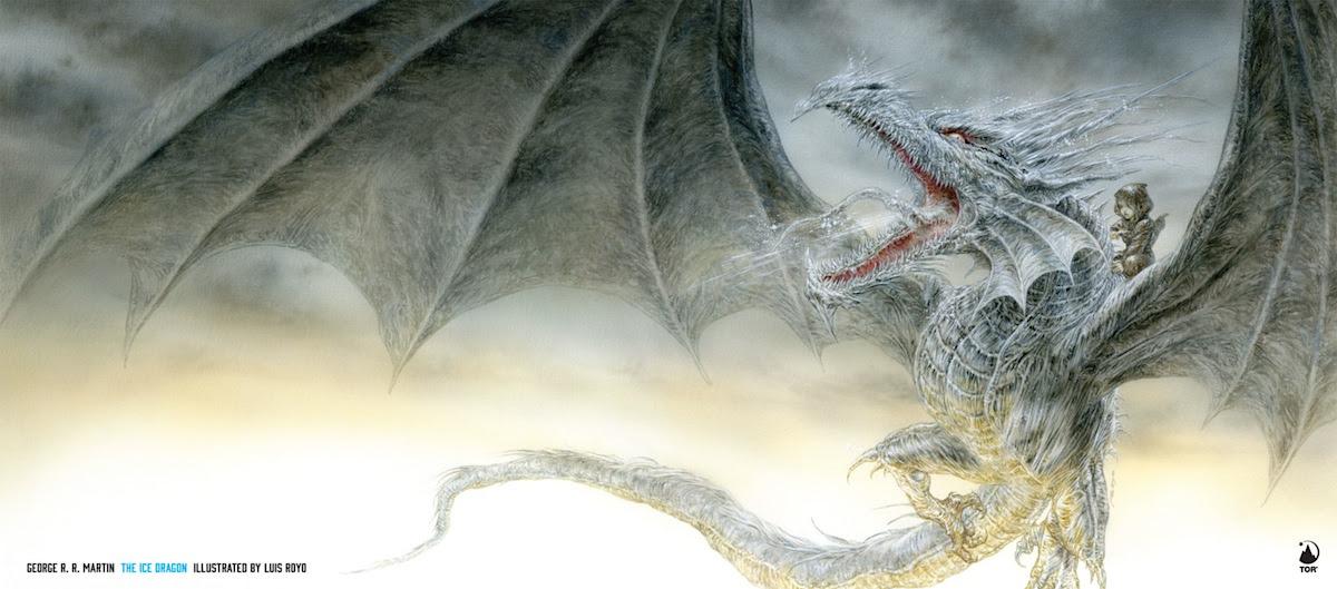Bildresultat för the ice dragon