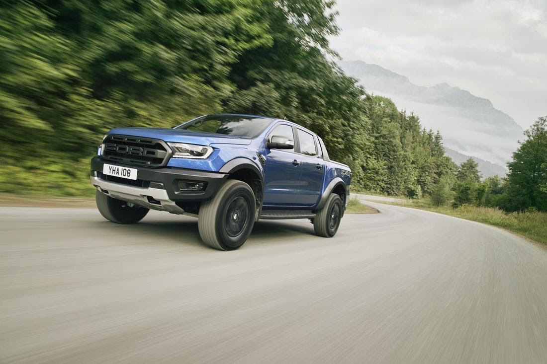 Ford Ranger Raptor On Sale In Europe In Mid 2019