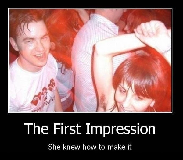 Bad First Impression