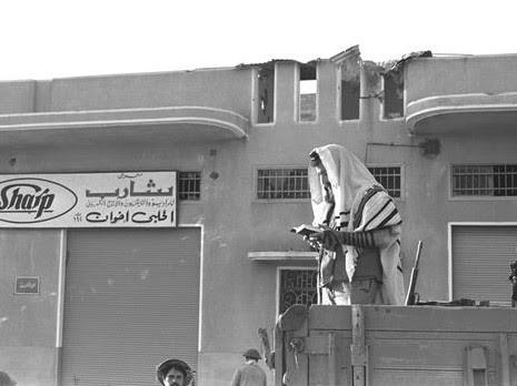 جندى اسرئايلى يقيم صلوات يهودية داخل غزة عقب حرب 67
