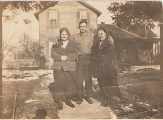 Harms house ca 1920