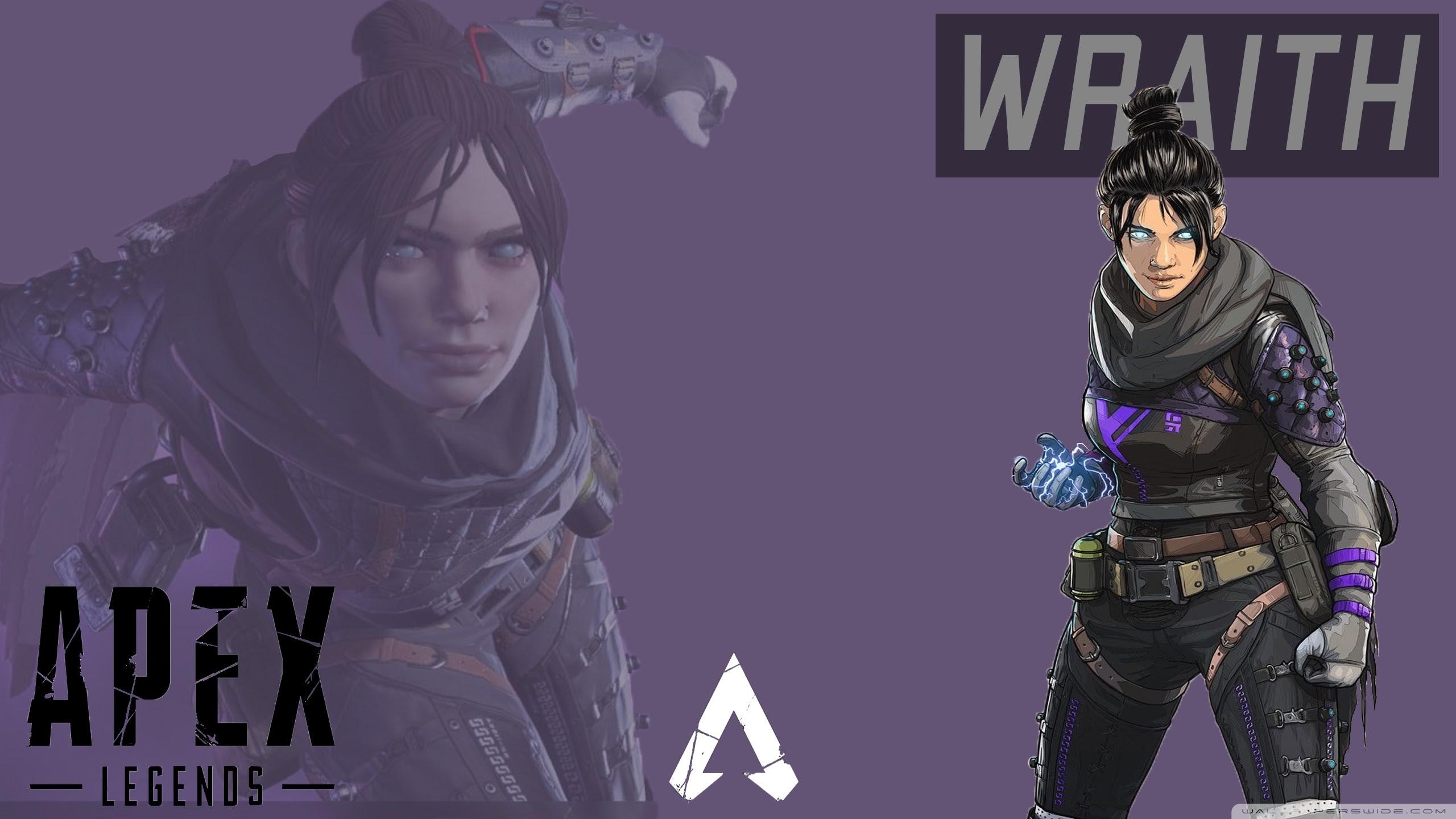 Apex Legends Wraith Wallpaper Hd Romancemai
