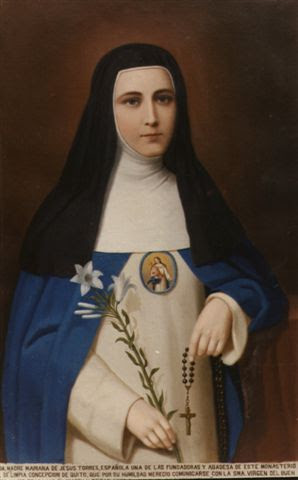 Madre Mariana de Jesus Torres