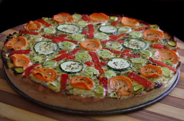 Tarta Mandala de Vegetales (47)