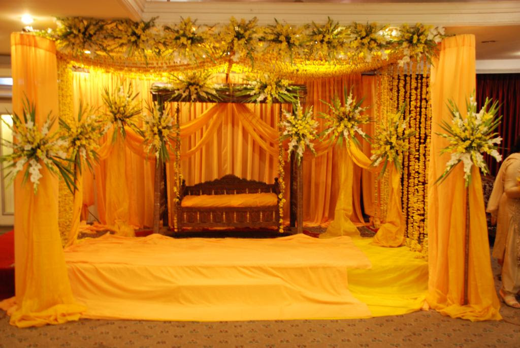 9 Stunning Décor Ideas for your Wedding Reception
