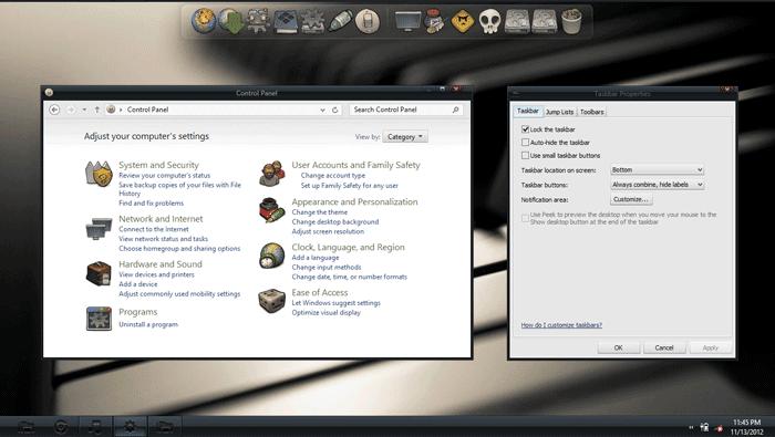 Best Windows 8 Themes