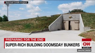 Super-rich building luxury doomsday bunkers