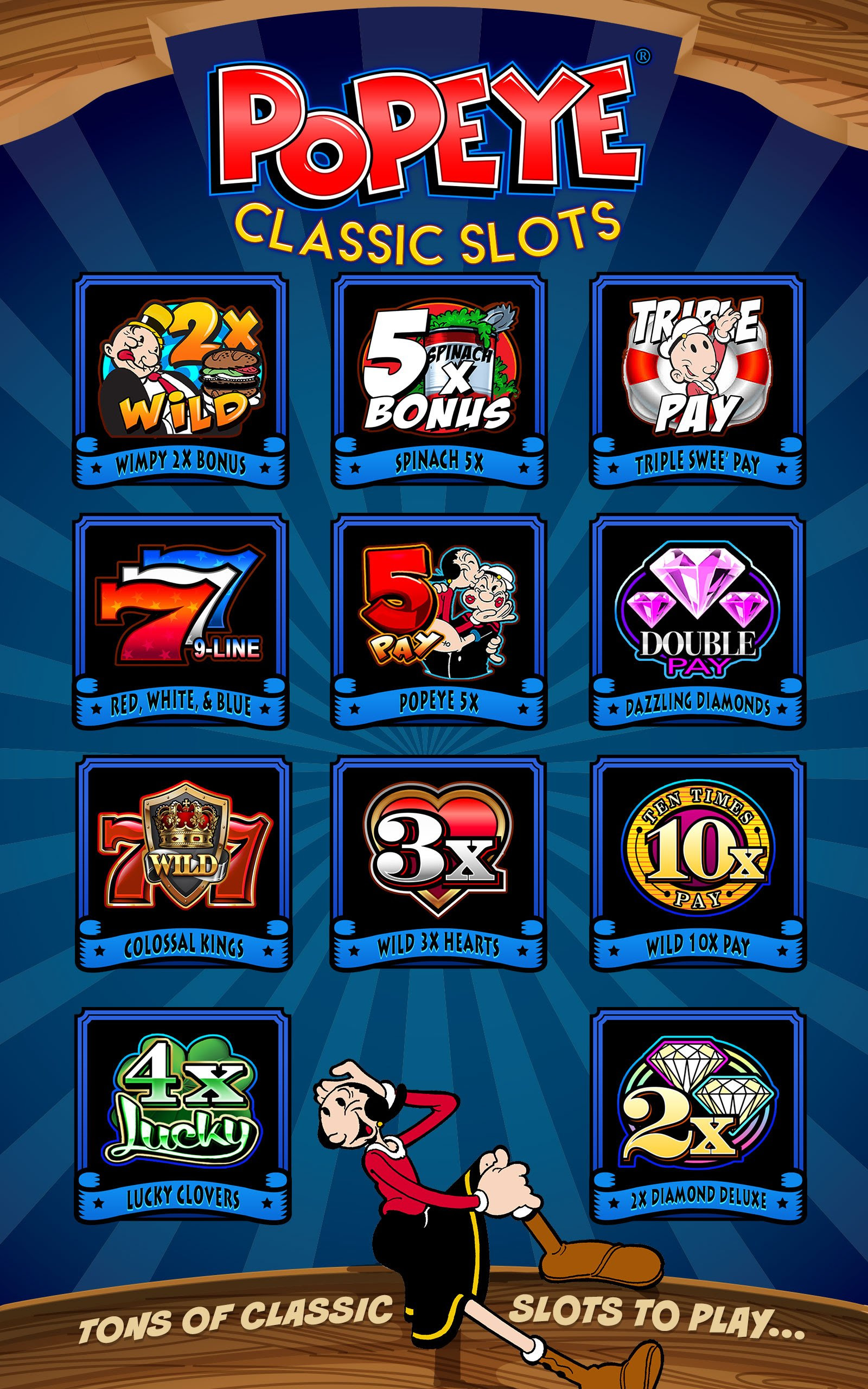 Video slots, especially 3D slots, are the geniuses of entertaining bonus games, for they often make them bright and animated, or give them a shape of mini-games featuring video parts with storylines following the game's plot and theme.Nevertheless, there are some free casino slots with bonus rounds where the actual bonus game is much simpler.4/5(19).