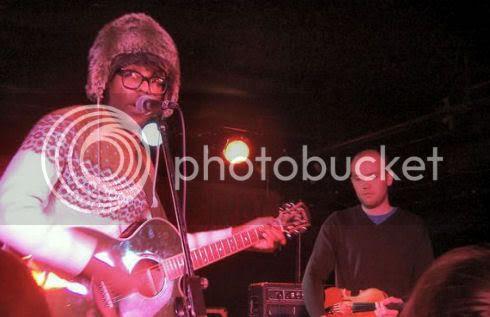 Lightspeed Champion @ Horseshoe Tavern: photo by Michael Ligon