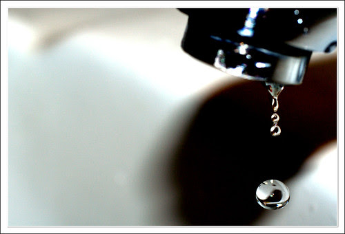 la gota de agua