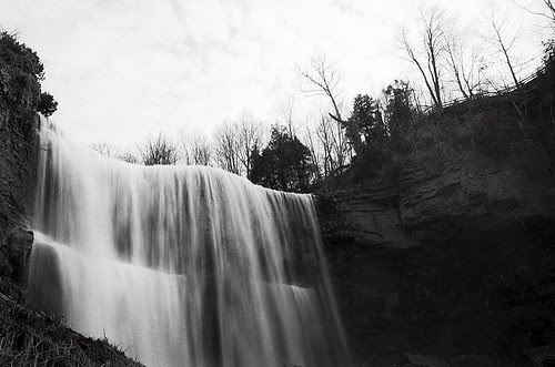 One more shot of Webster's Falls for this set