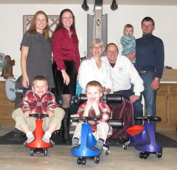 Stangler Family 2012