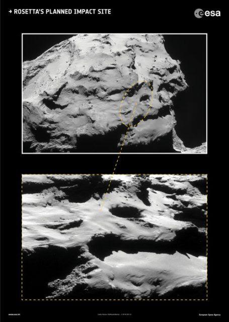 ass ESA/Rosetta/NavCam