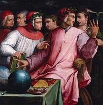 Italian Humanists (Six Tuscan Poets) - Giorgio Vasari