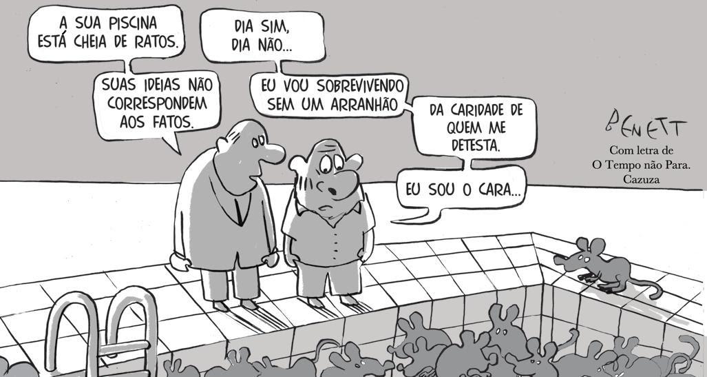Benett/Gazeta do Povo