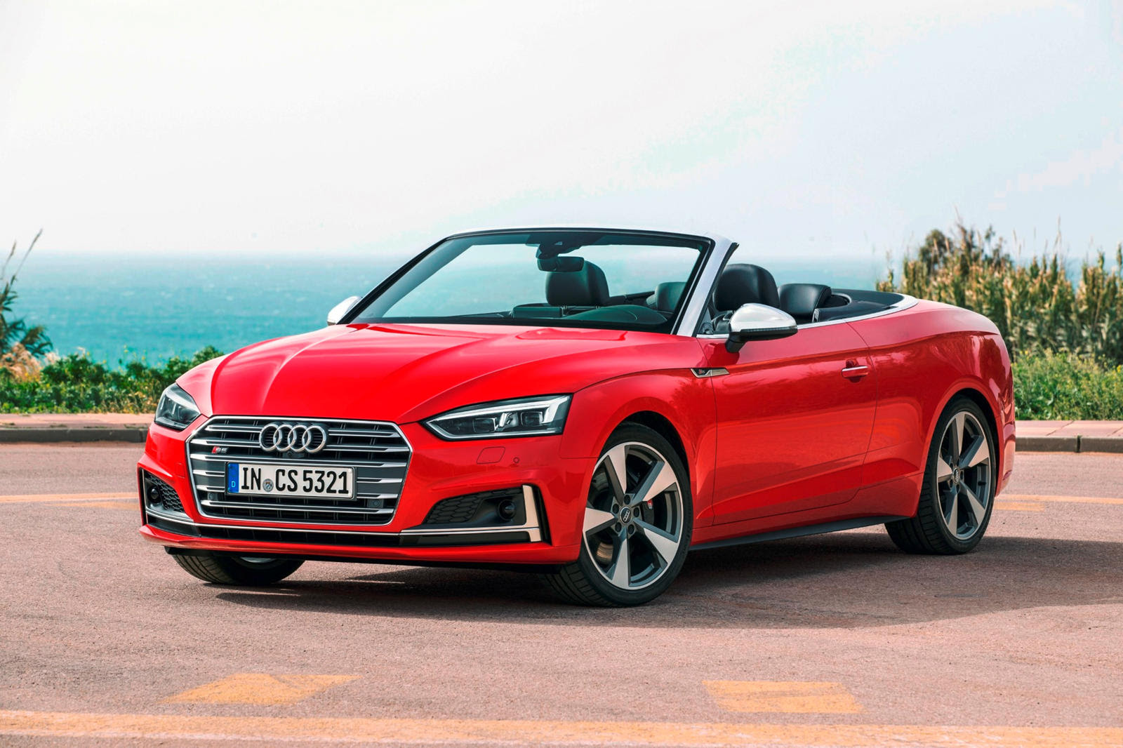 2021 audi s5 convertible trims  specs  carbuzz