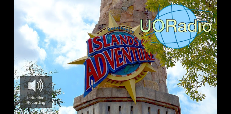 Islands Of Adventure Entrance Music