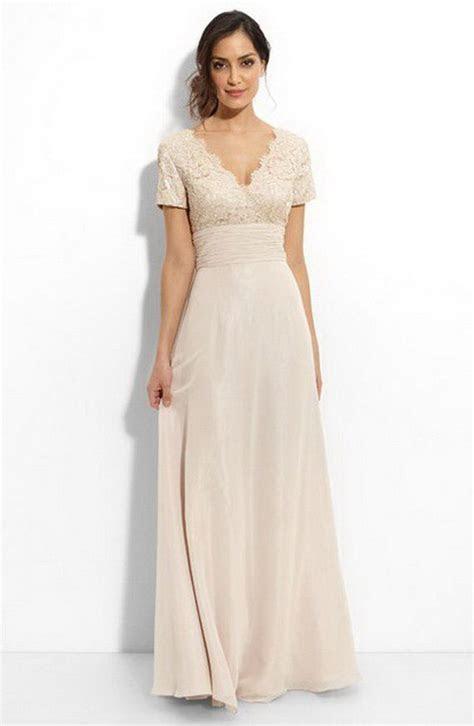 second wedding dresses for older brides   Mature Bride