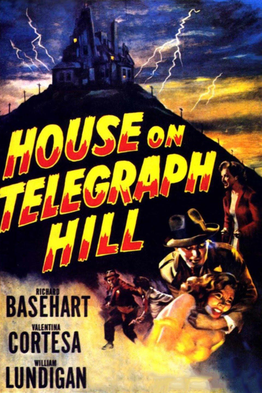 Αποτέλεσμα εικόνας για The House on Telegraph Hill (1951)