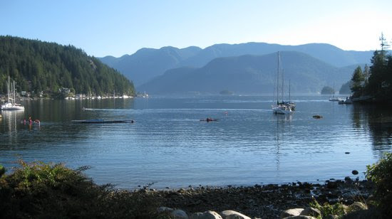 Photos of Deep Cove, North Vancouver