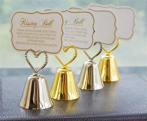 """100pcs Wedding Favor Party Favors """"Kissing Bells"""" Place"""
