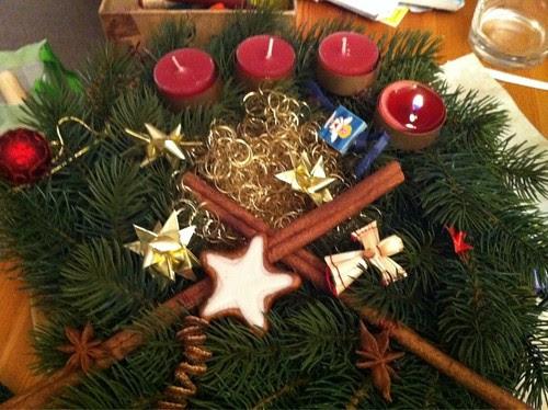 Erster Advent! by Nala_verstrickt