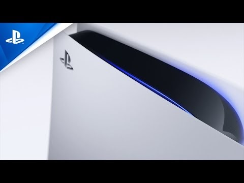 Sony meluncurkan Desain Playstation 5 yang Futuristik