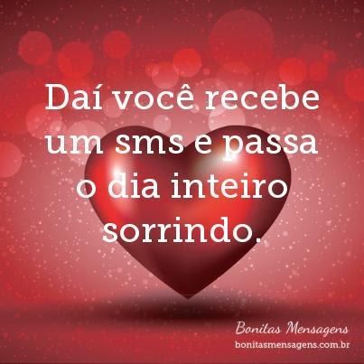 Frases E Mensagens De Amor Para Celular E Sms Sorriso Lindas Frases