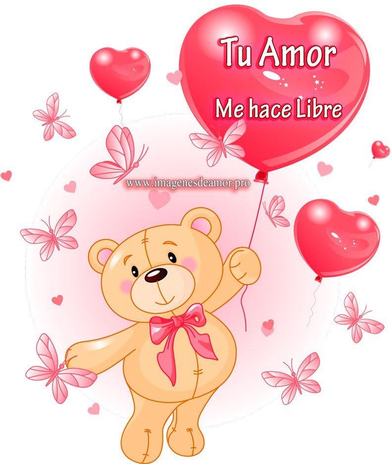 Imagenes De Ositos Con Frases De Amor Para Descargar Gratis Al Celular