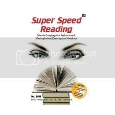 super speed reading, penerbit;' GPUauthor; Mr SGM Irawanharga; Rp 60.000