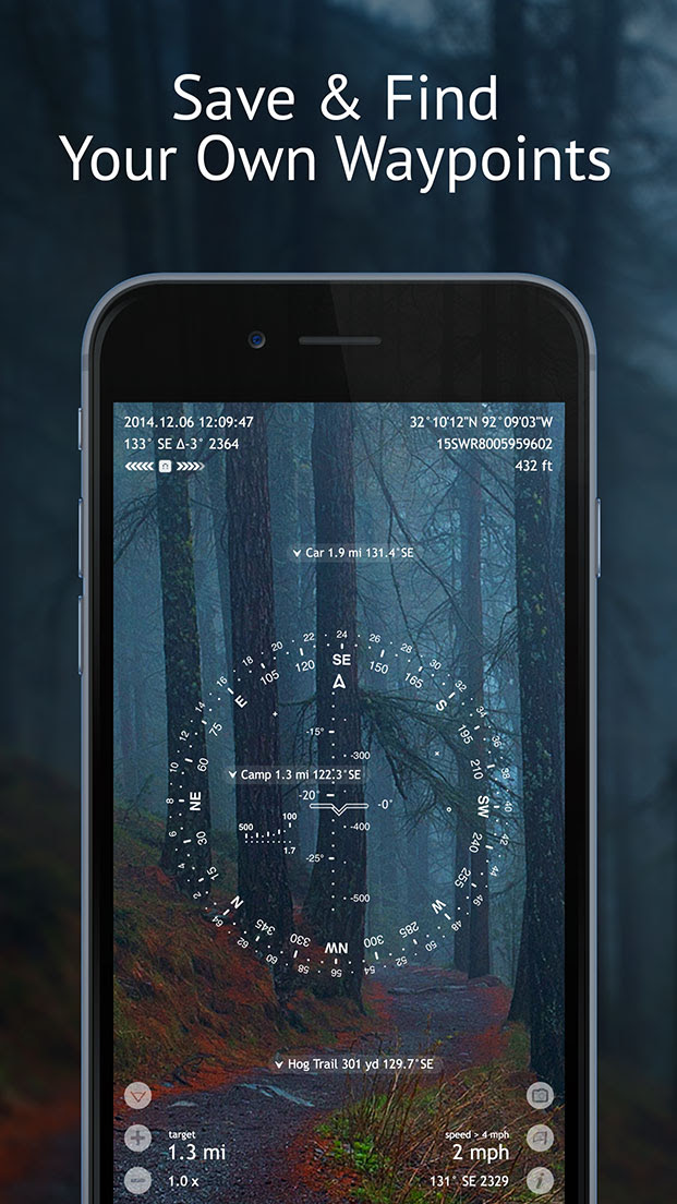 Spyglass Best Augmented Reality Compass Maps And Gps