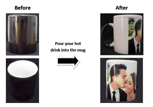 Design Your Colour Changing Mug Josa Imaging