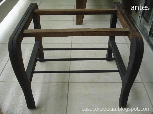 mesa antes