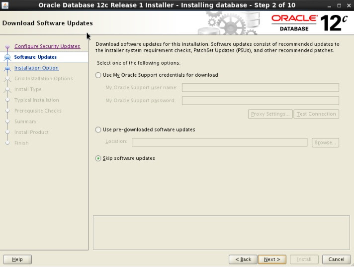 Oracle 12c RAC install Guide