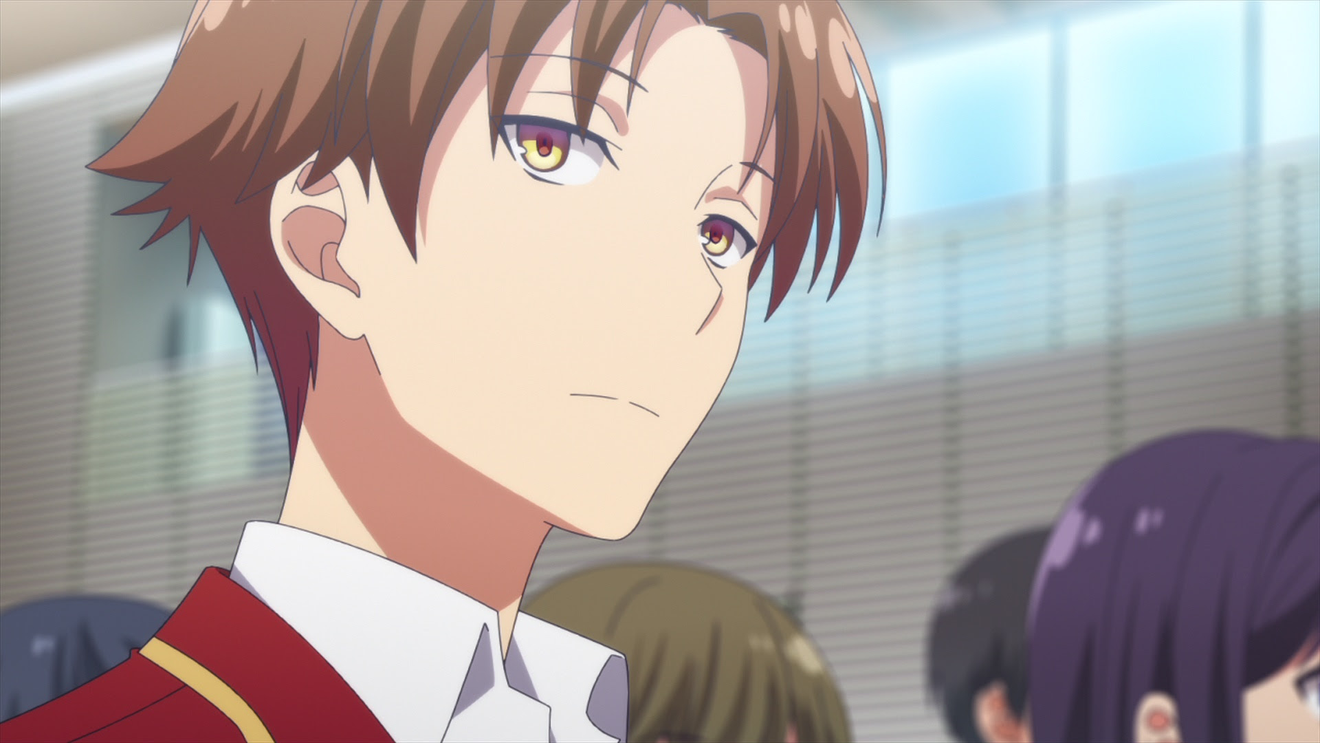 Anime Review Classroom Of The Elite Toonami Faithful