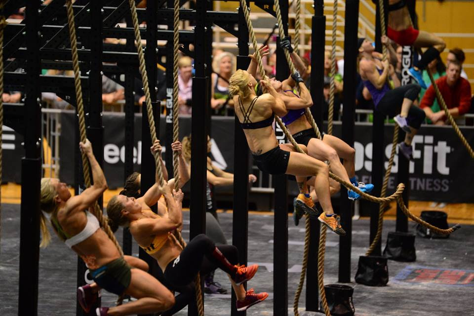 CrossFit competition is uniquely CrossFit and you need to expand your mind when thinking about its training as it does not comply with many (if any) traditional models.