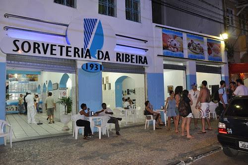 Sorveteria da Ribeira (Cidade Baixa). Foto: Rita Barreto - Setur