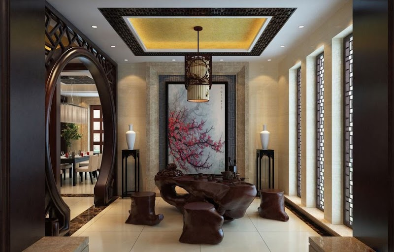 Cool Small Space Living Room Simple Small House Ceiling Design wallpaper