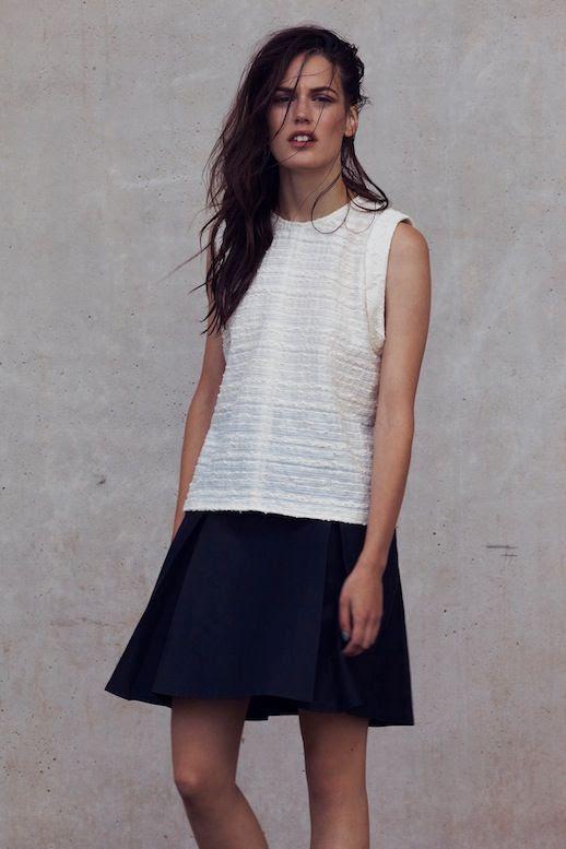Le Fashion Blog Carin Wester SS 2014 Lookbook Sheer Muscle Top Skirt photo Le-Fashion-Blog-Carin-Wester-SS-2014-Lookbook-Sheer-Muscle-Top-Skirt.jpg