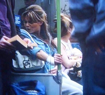EastEnders Tube Baby?