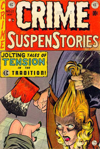 Crime SuspenStories #22