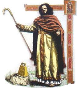 Image of St. Fillan