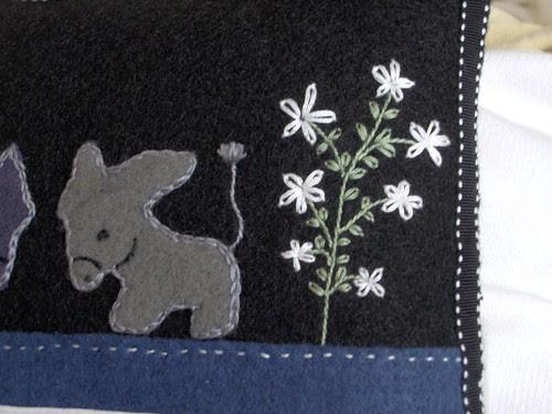 Donkey detail