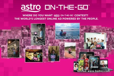 Astro On-The-Go