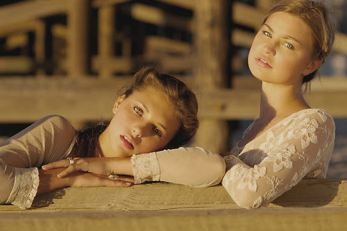 Daughters of Wind + Sea