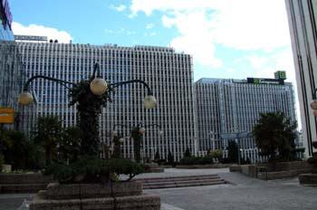 Complejo financiero Madrid