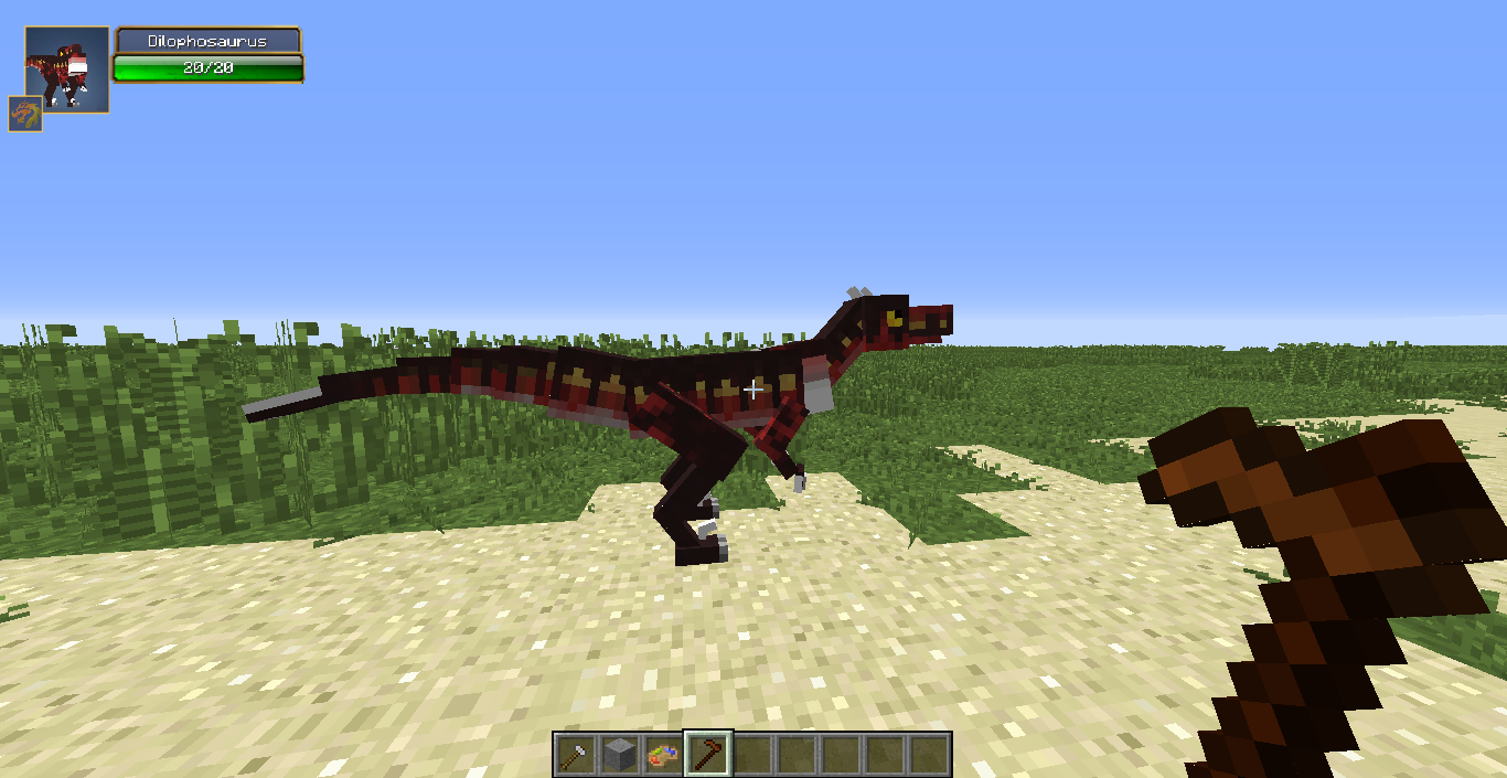 JurassiCraft!© Build 1.3.0 Pre-release - Daily Builds - WIP Mods